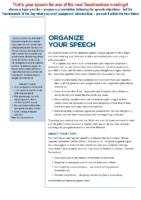 ComA_Organize-Your-Speech