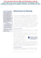 ComA_Speaking-in-Praise